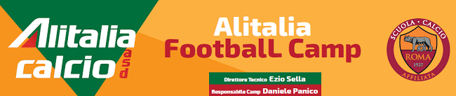 Testata_Football Camp