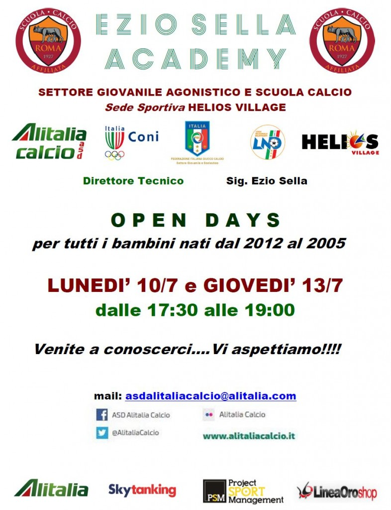 Open Days Helios